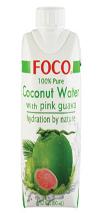 Foco Natural Guava  Water