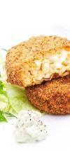 Salmon & Dill Fishcakes