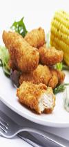 CRG Breaded Chick Goujon
