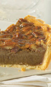 Sw/Str Bourbon Pecan Pie