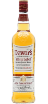 Dewars White Label Whisky