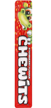 Chewits Strawberry bars