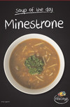 Chilled Minestrone Soup