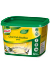 Knorr Clear Fish Bouillon