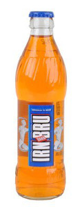 Barrs Irn Bru Glass