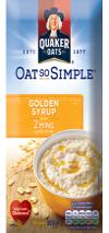 OatsSoSimple GoldenSyrup