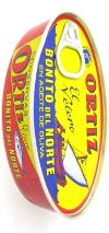 Ortiz Bonito Tuna Fillets
