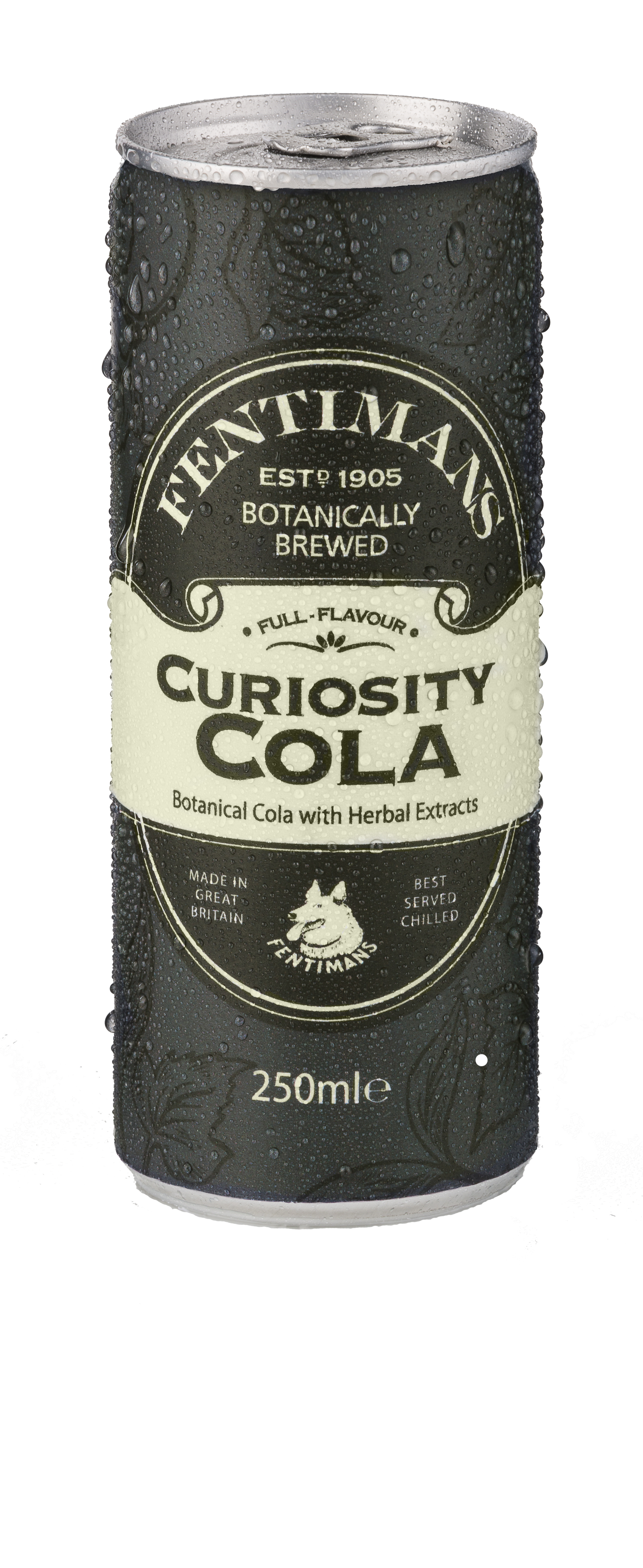 Fents Curiosity Cola Cans