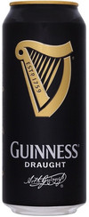 Draught Guinness Cans