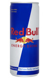 Red Bull Drink Cans