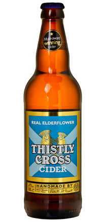 Thistly Cross Elderflower (1)