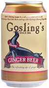 Goslings Ginger Beer Cans