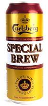 Carlsberg Spec Brew Cans